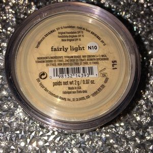 BareMinerals Original Fairly Light N10-Brand new